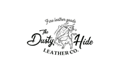 The Dusty Hide Leather Co. Logo